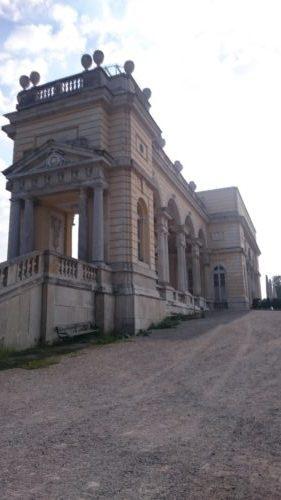オーストリアシェーンブルン宮殿グロリエッテ