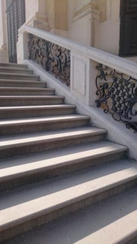 ウィーンシェーンブルン宮殿カフェレジデンツ