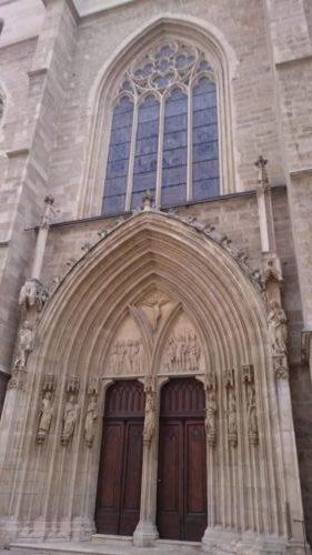 ウィーンミノリーテン教会