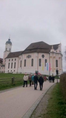 ドイツヴィース教会