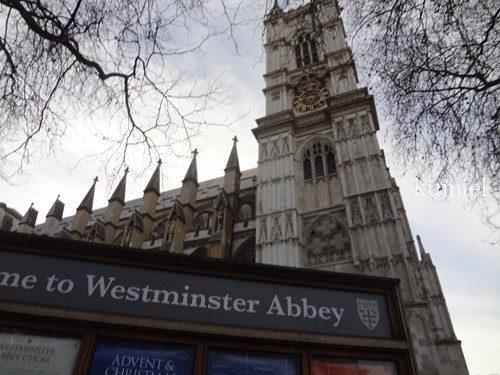 ロンドンウェストミンスター寺院