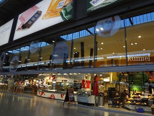 ミュンヘン中央駅売店