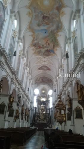 ミュンヘン聖ペーター教会