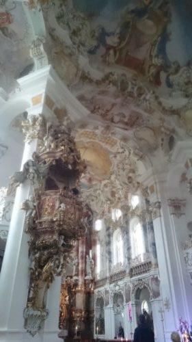 ドイツミュンヘンヴィース教会