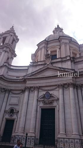 サンタ二ェーゼ・イン・アゴーネ教会
