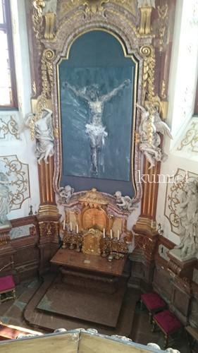 ベルヴェデーレ宮殿 礼拝の間
