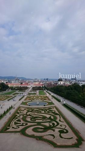ウィーンベルヴェデーレ宮殿