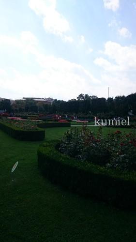 ウィーンフォルクス庭園