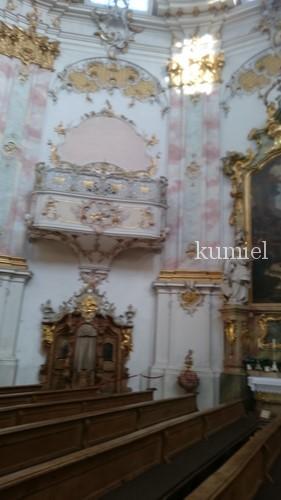 ドイツミュンヘンエッタール修道院
