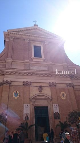 サンタンドレア・デッレ・フラッテ教会