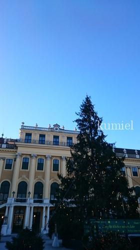 ウィーンシェーンブルン宮殿