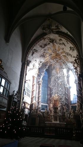 ウィーン聖ミヒャエル教会