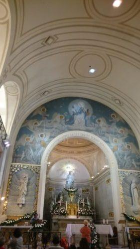 パリ奇跡のメダイユ教会