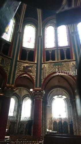 パリサンジェルマンデプレ教会
