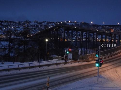 ノルウェートロムソ橋