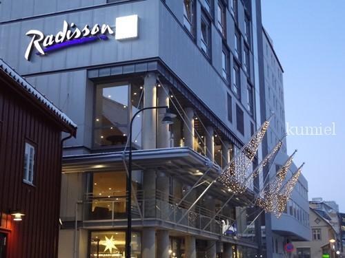 ラディソンブルホテル