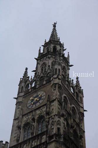 ドイツミュンヘン新市庁舎