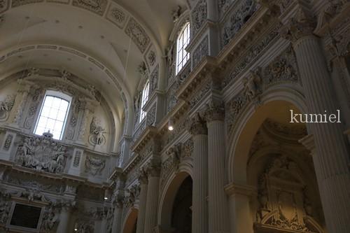 ドイツミュンヘン テアティーナ教会