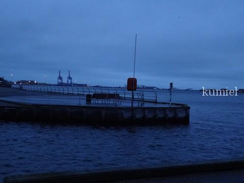 コペンハーゲン人魚姫 Øster port ウスタポート