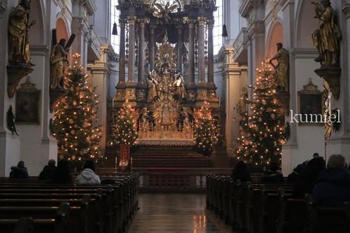 ドイツミュンヘンペーター教会