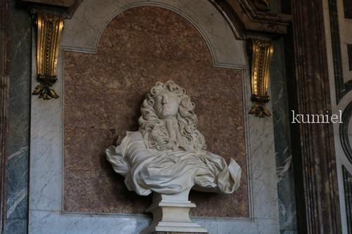ヴェルサイユ宮殿ディアーヌの間