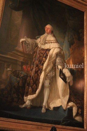 ヴェルサイユ宮殿 ルイ16世アポロンの間