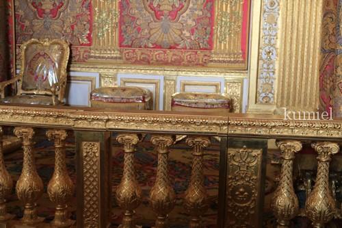 ヴェルサイユ宮殿王の寝室