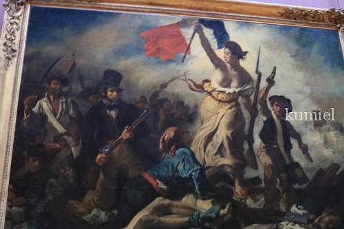 パリ ルーブル美術館