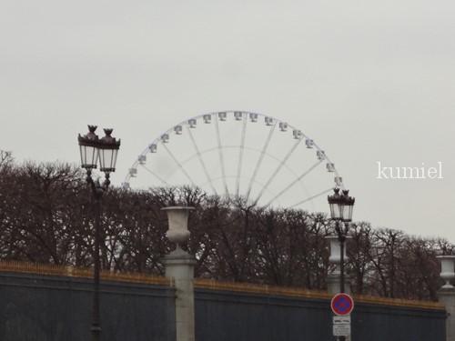 2018新年パリ