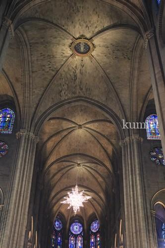 2018新年ノートルダム大聖堂