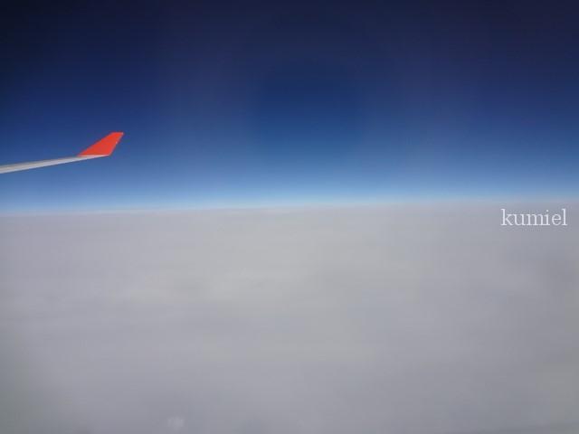 2018年秋ヨーロッパ旅行記アエロフロート航空