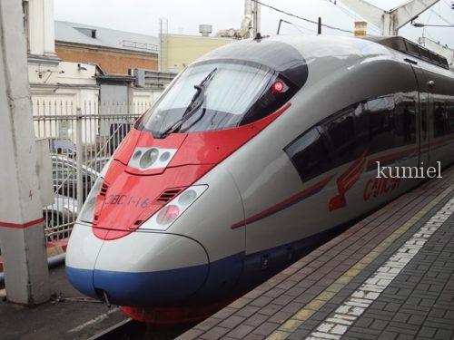 2018年秋ヨーロッパ旅行記モスクワ レニングラーツキー駅