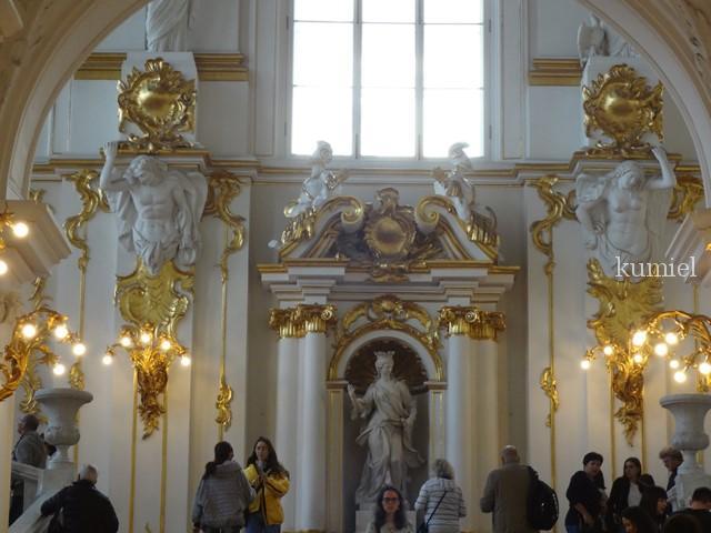 サンクトペテルブルグエルミタージュ美術館