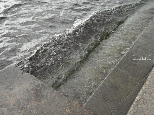 サンクトペテルブルグ ネヴァ川