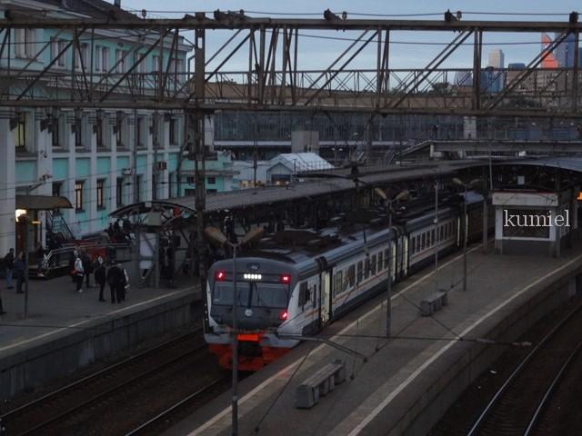 2018年秋ヨーロッパ旅行記アエロエクスプレスベラルーシ駅