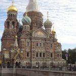 サンクトペテルブルグ 血の上の救世主教会