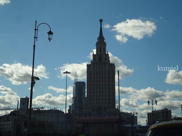 ヒルトン モスクワ レニングラードスカヤ