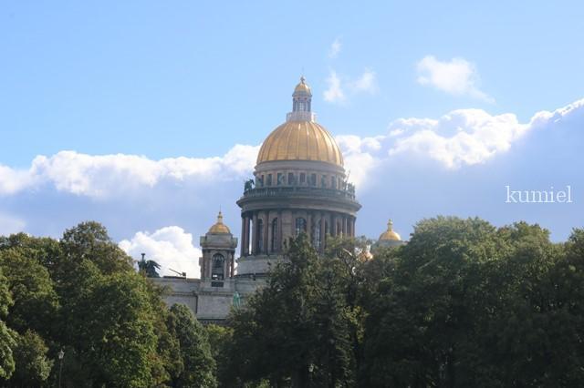 サンクトペテルブルグ 聖イサク大聖堂