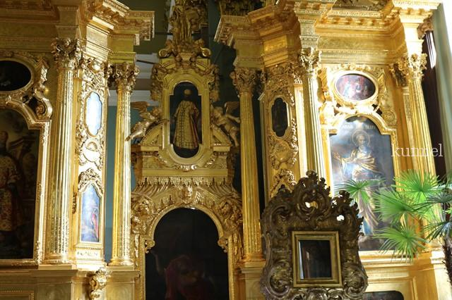 サンクトペテルブルグ ペトロパヴロフスク聖堂