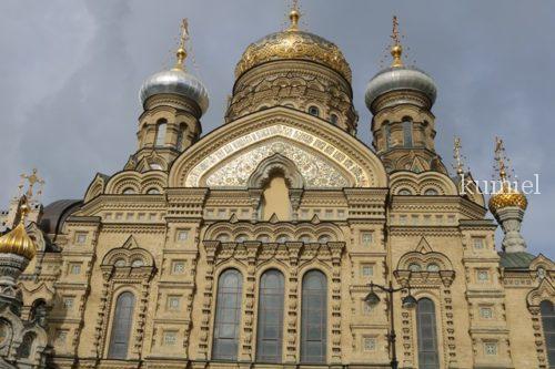 サンクトペテルブルグ 教会