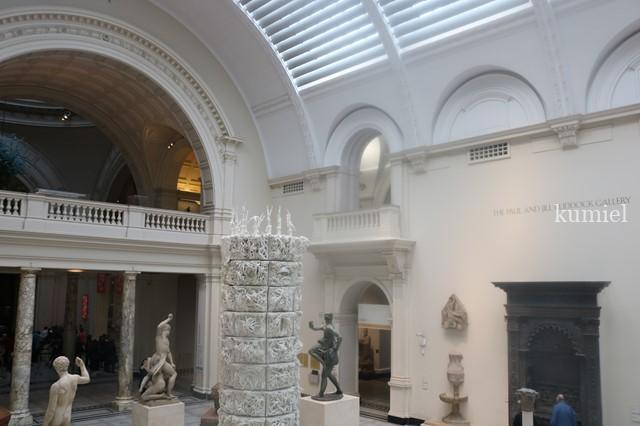 ロンドン ヴィクトリア&アルバート博物館