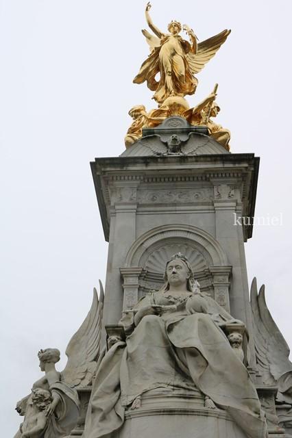 ロンドン ヴィクトリア記念碑
