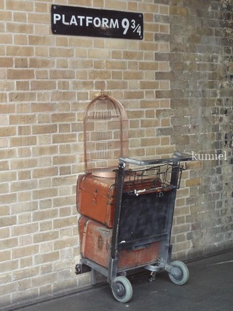 ロンドン地下鉄キングクロス